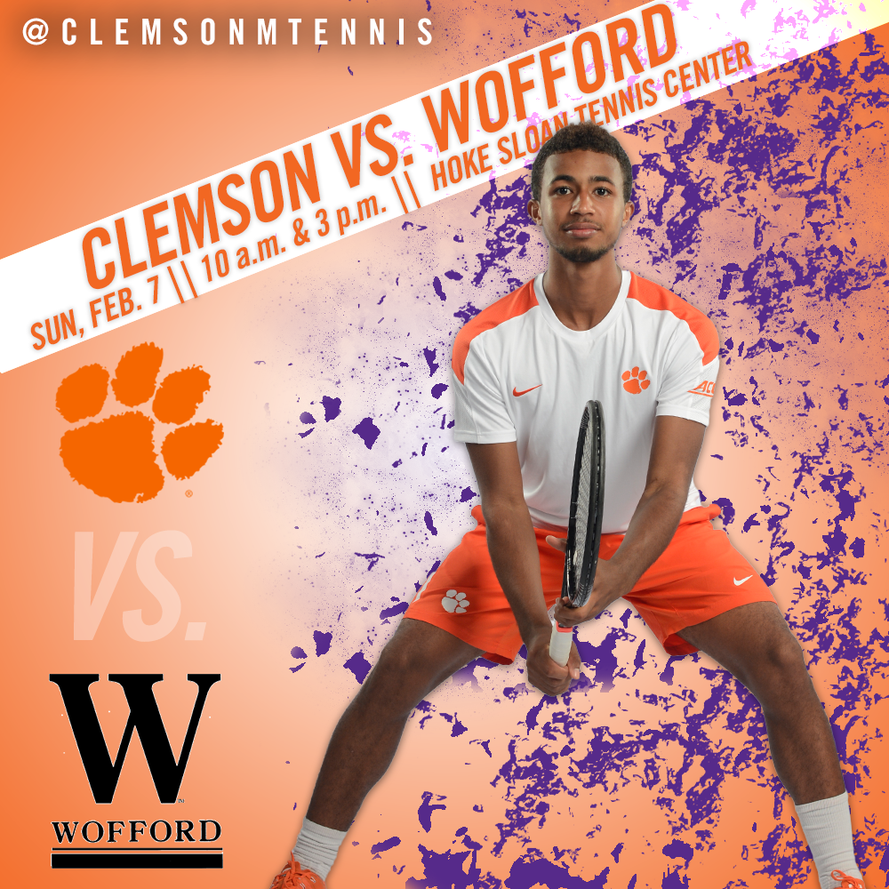 Clemson Host Wofford on Sunday for Doubleheader