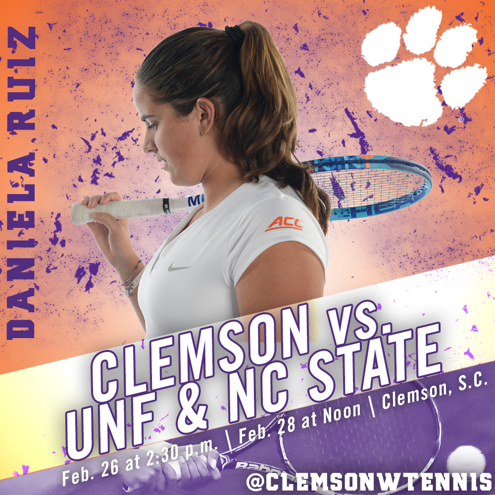 Tigers Host North Florida Friday, NC State Sunday