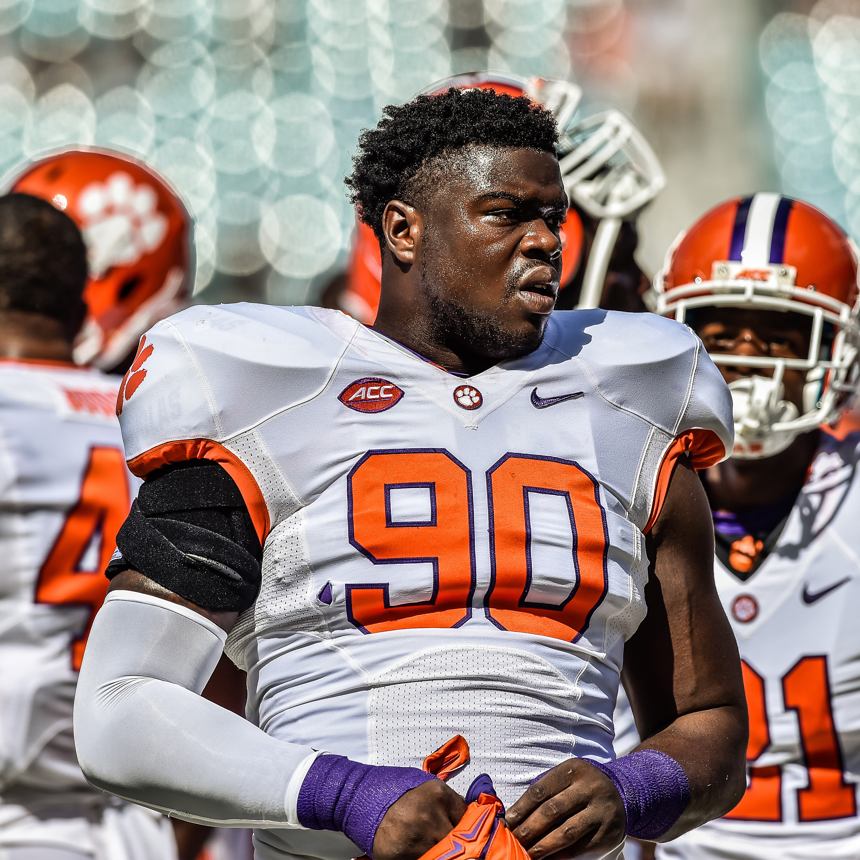 Draft Watch: Shaq Lawson – Clemson Tigers Official Athletics Site