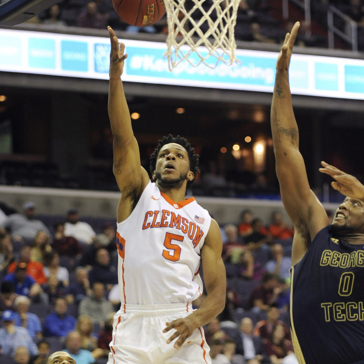 Tigers Drop Overtime Contest to Georgia Tech
