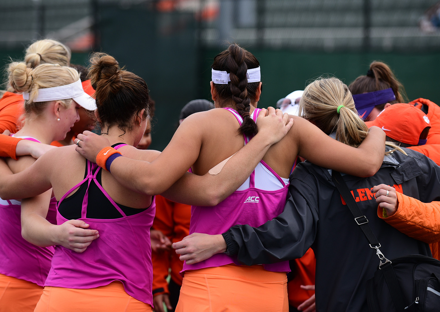 Clemson Falls to #16 Virginia 7-0 in Charlottesville