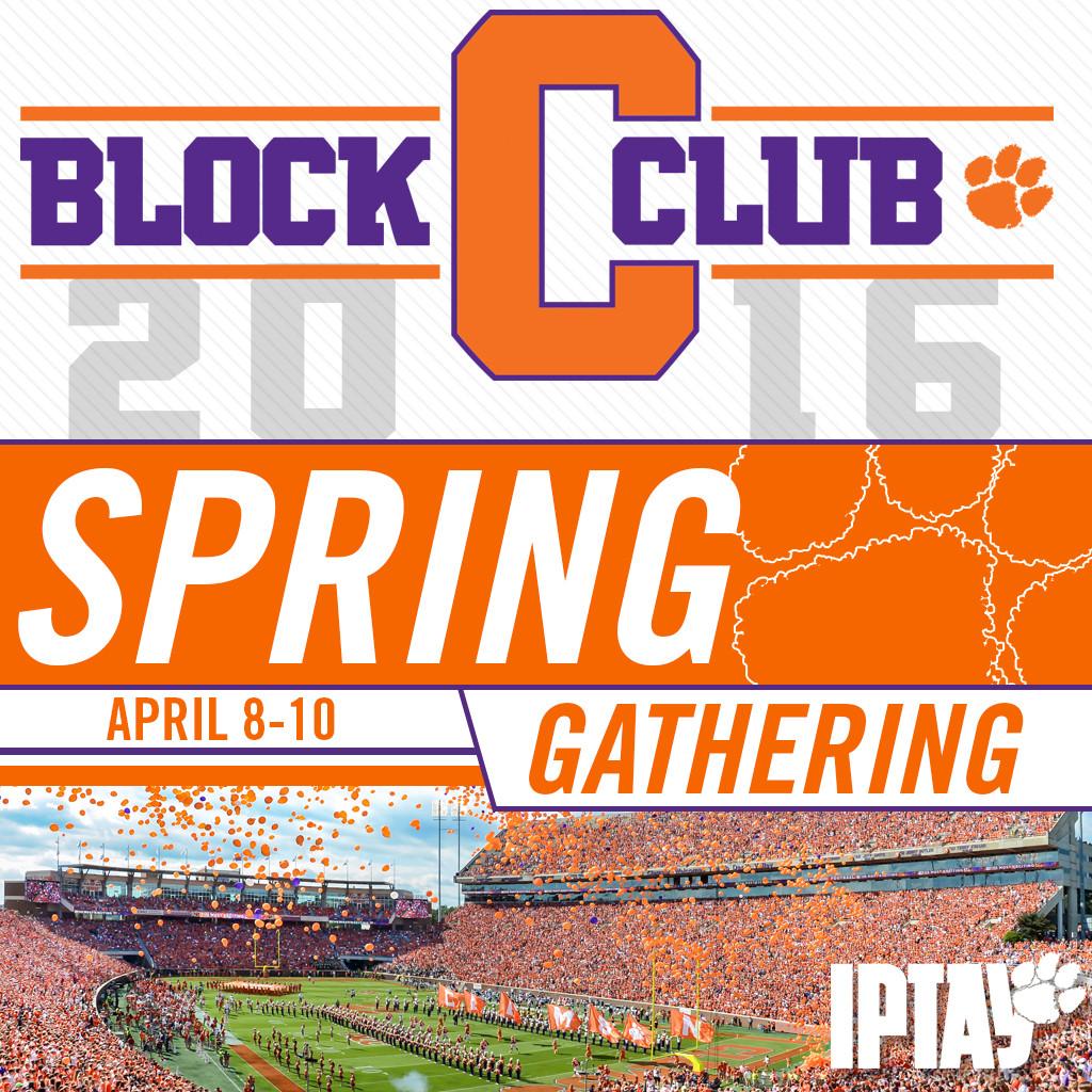 2016 Block C Club Spring Gathering
