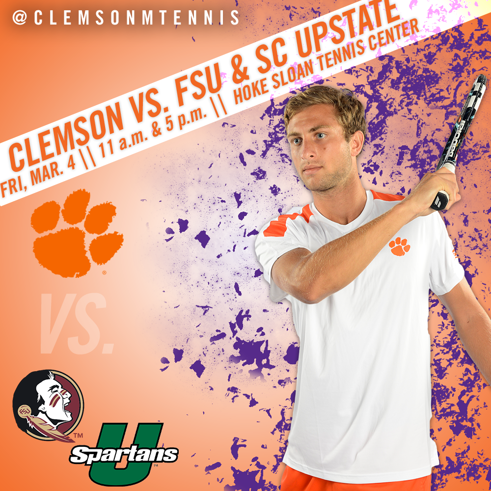 Clemson Opens ACC Play Against Florida State & Hosts USC Upstate Friday
