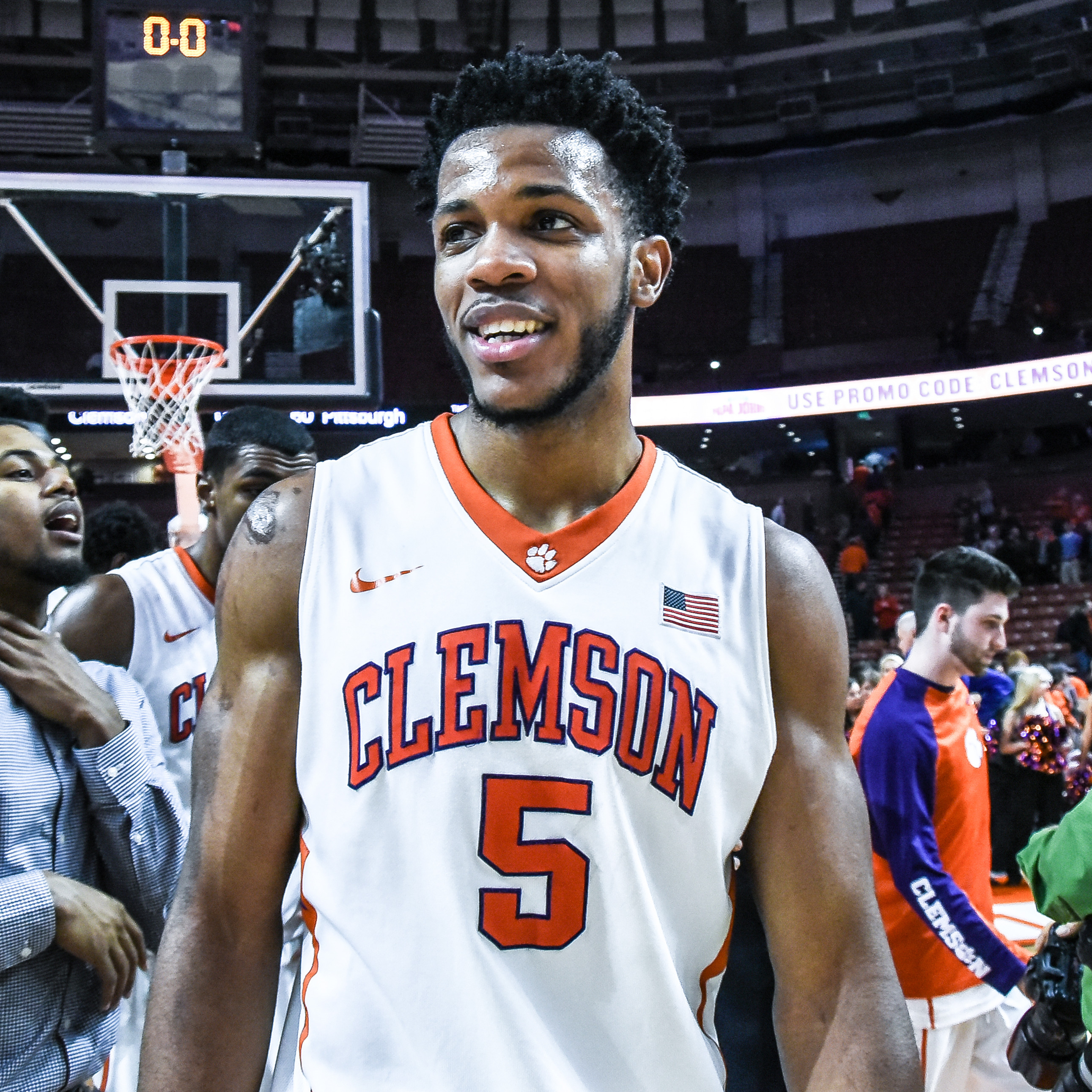 Blossomgame Declares for NBA Draft, Does Not Hire an Agent