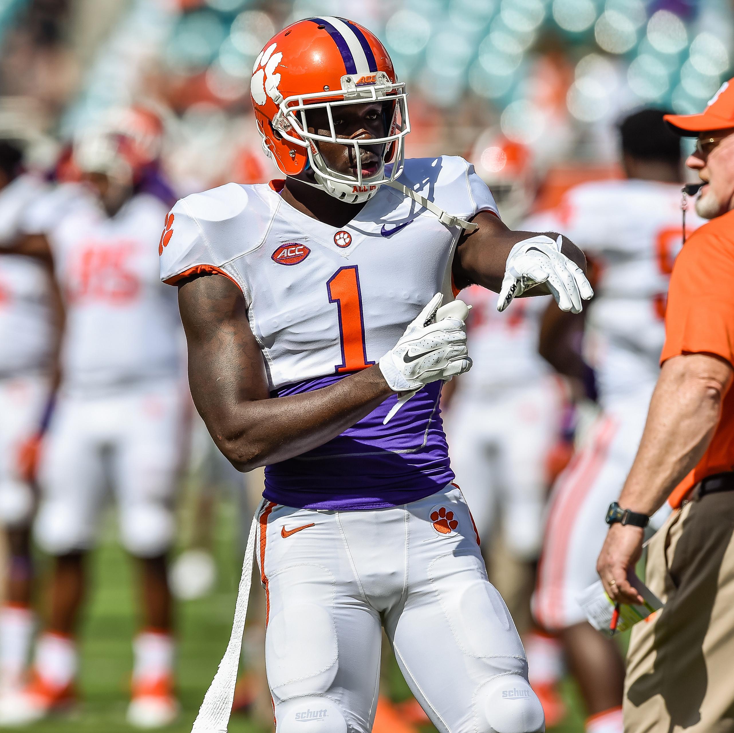 Draft Watch: Jayron Kearse