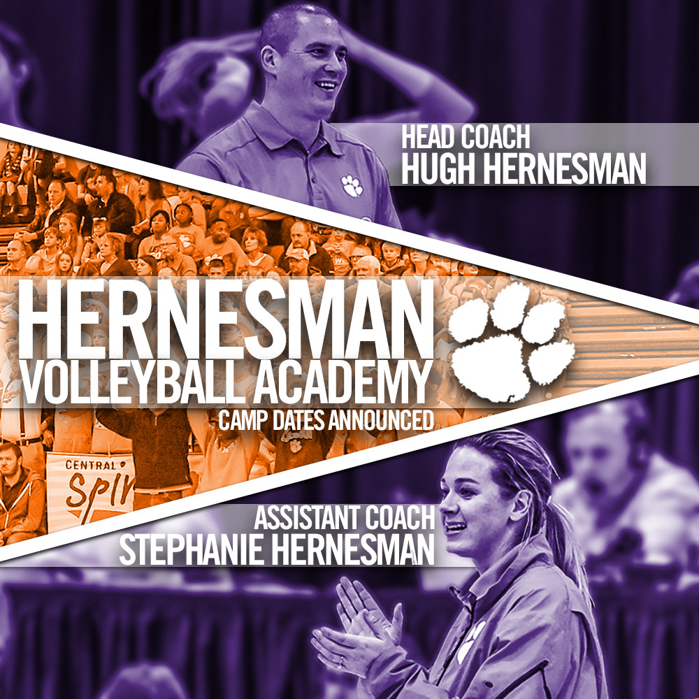 Hernesman Volleyball Academy Dates Announced