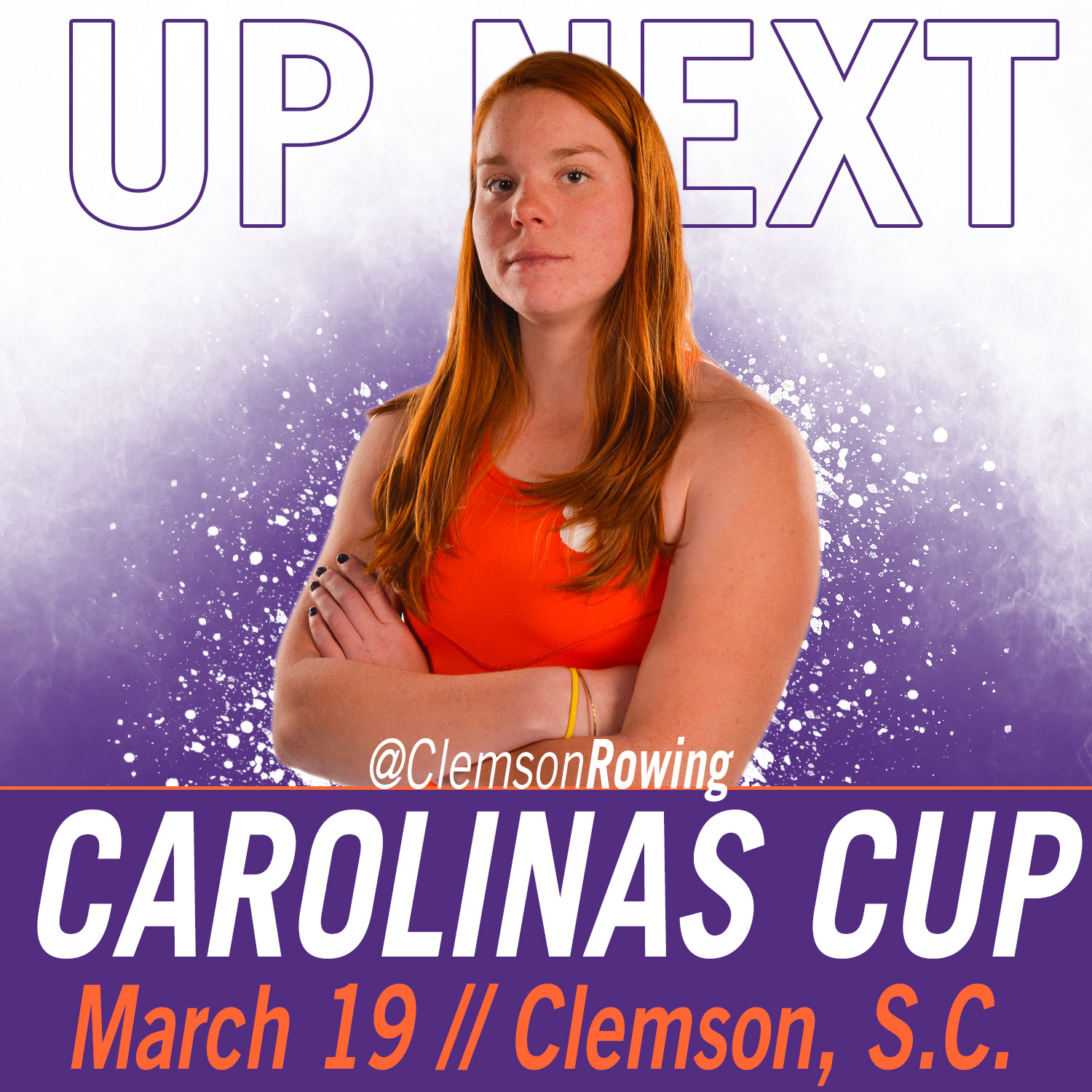 Rowing Hosts Carolinas Cup Saturday