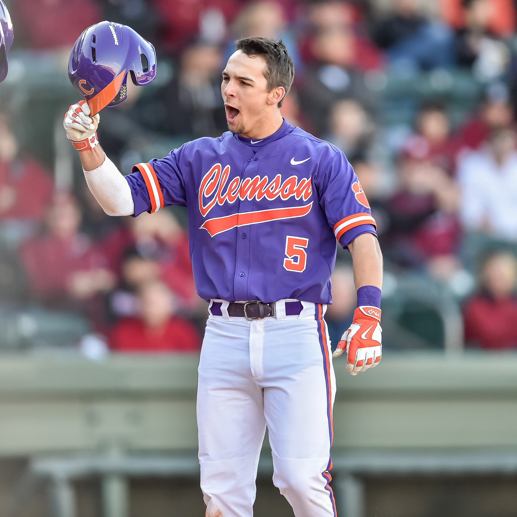 No. 20 Clemson Hosts Winthrop