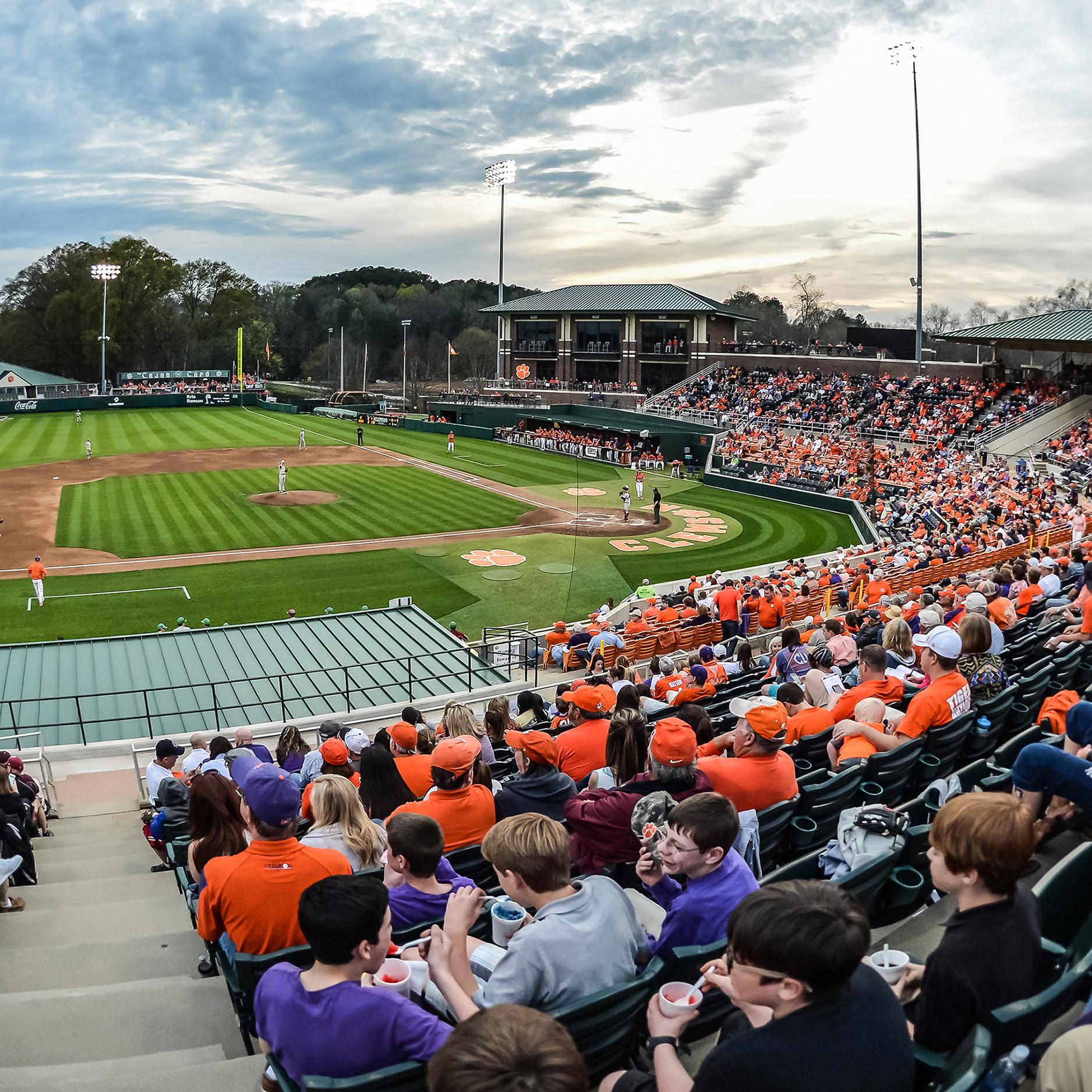 No. 17 Tigers Host Pittsburgh