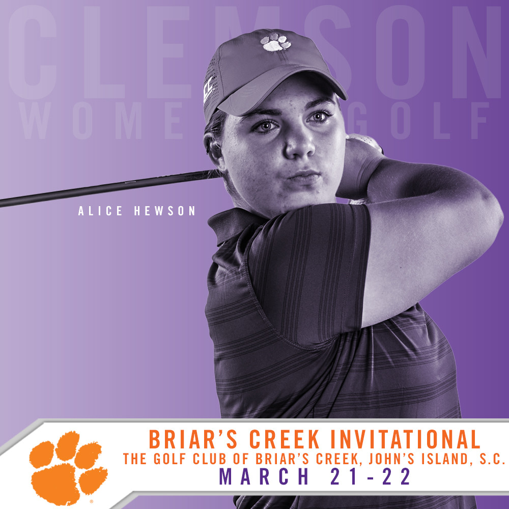 Clemson Back in Action at Briar's Creek