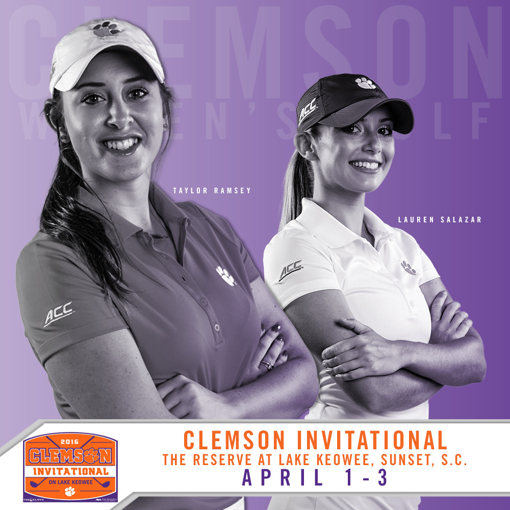 Play Begins in Clemson Invitational Friday