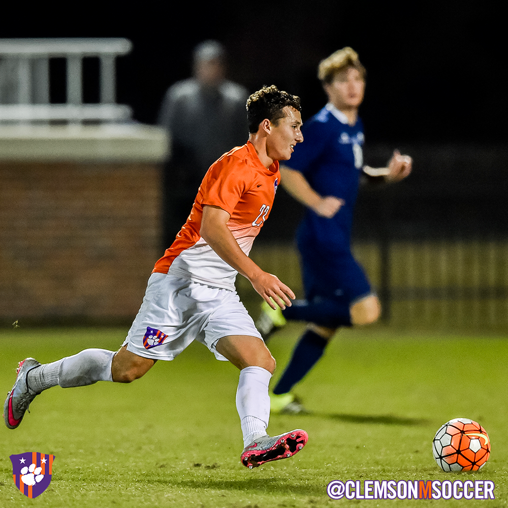 Clemson Travels to the Charleston Battery Saturday