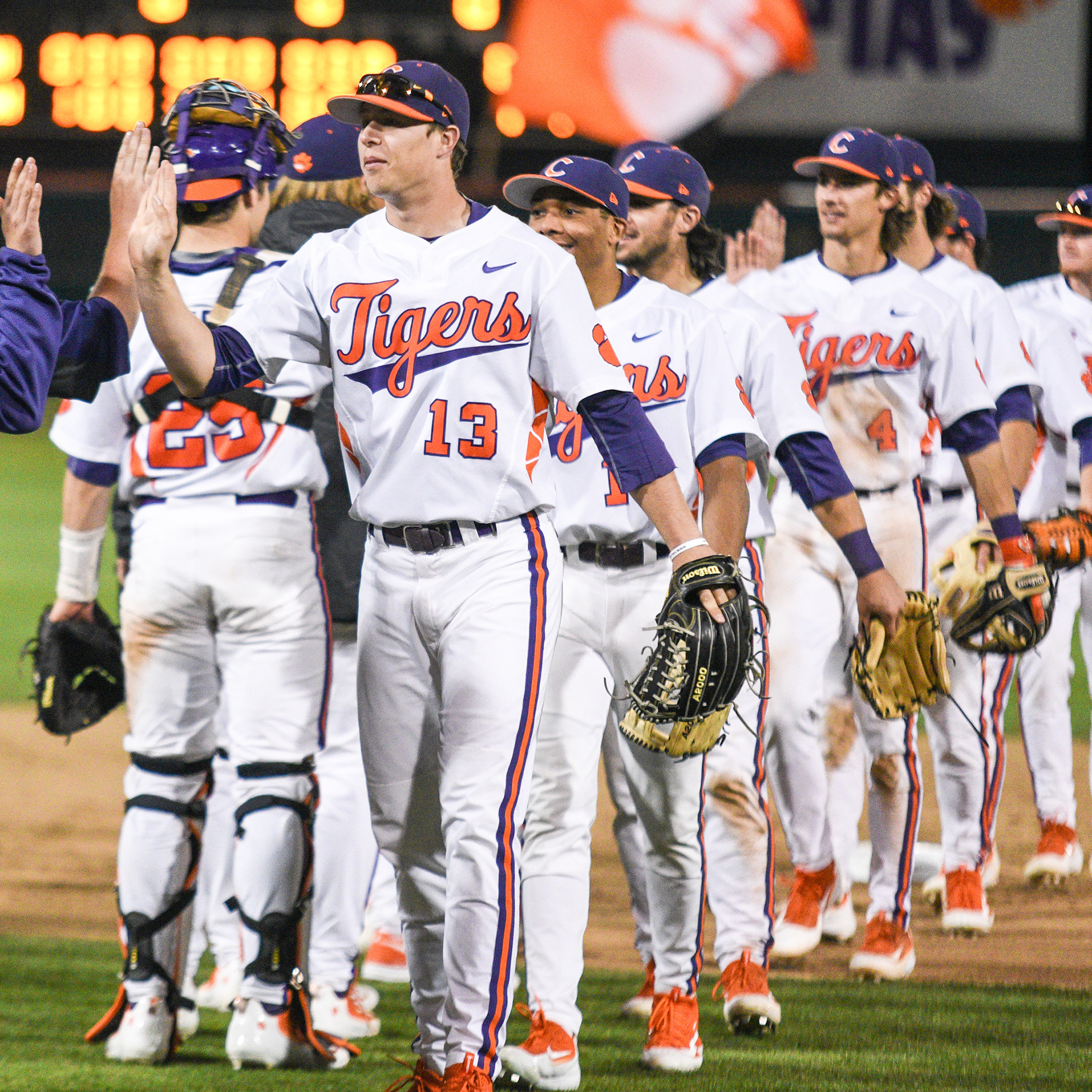 Tigers Play No. 4 Miami (Fla.)