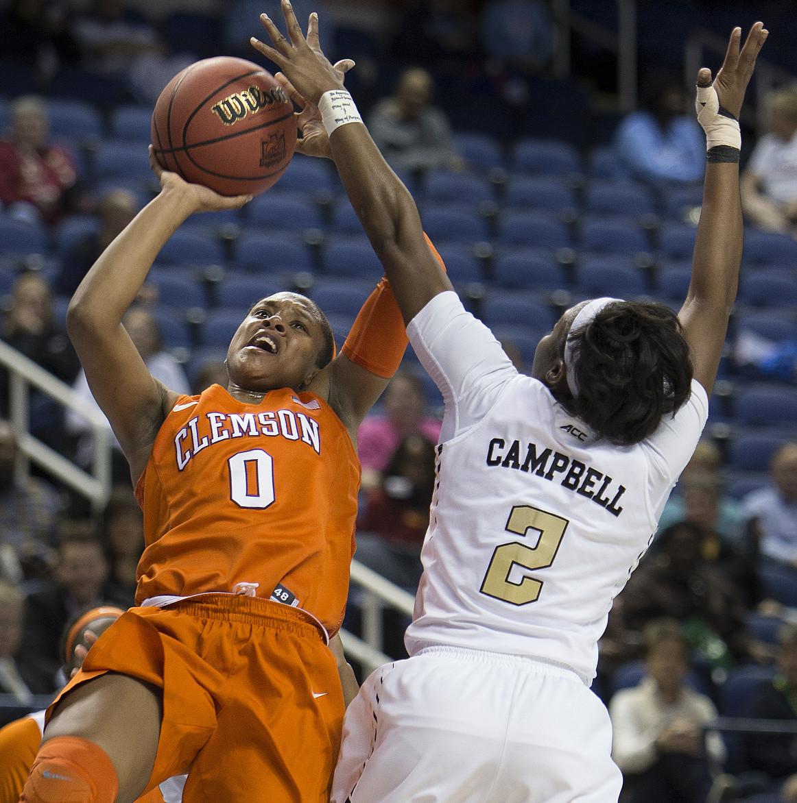 Clemson?s Season Ends with ACC Tournament Loss to Wake Forest