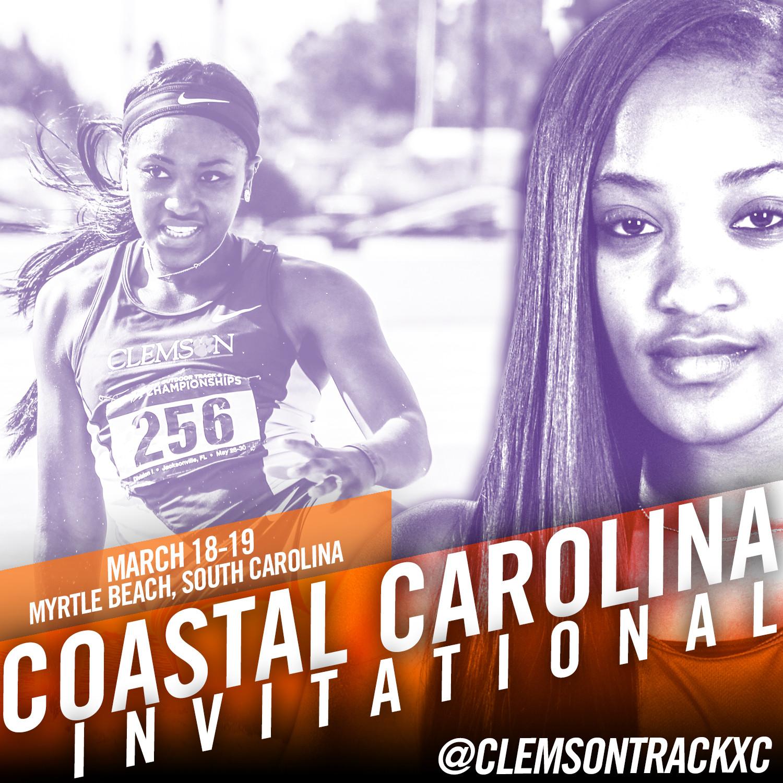 Tigers Regroup For Coastal Carolina Invitational