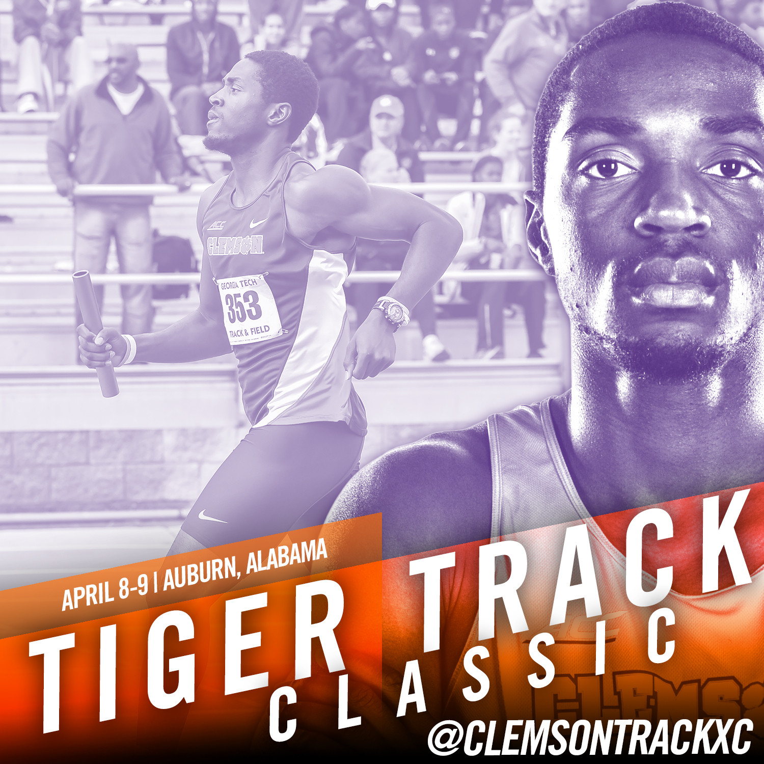 Tigers Set For Tiger Track Classic