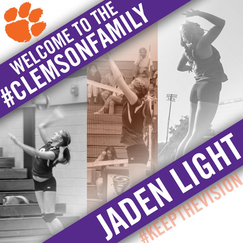 Jaden Light Joins Volleyball?s Freshman Class Of 2016