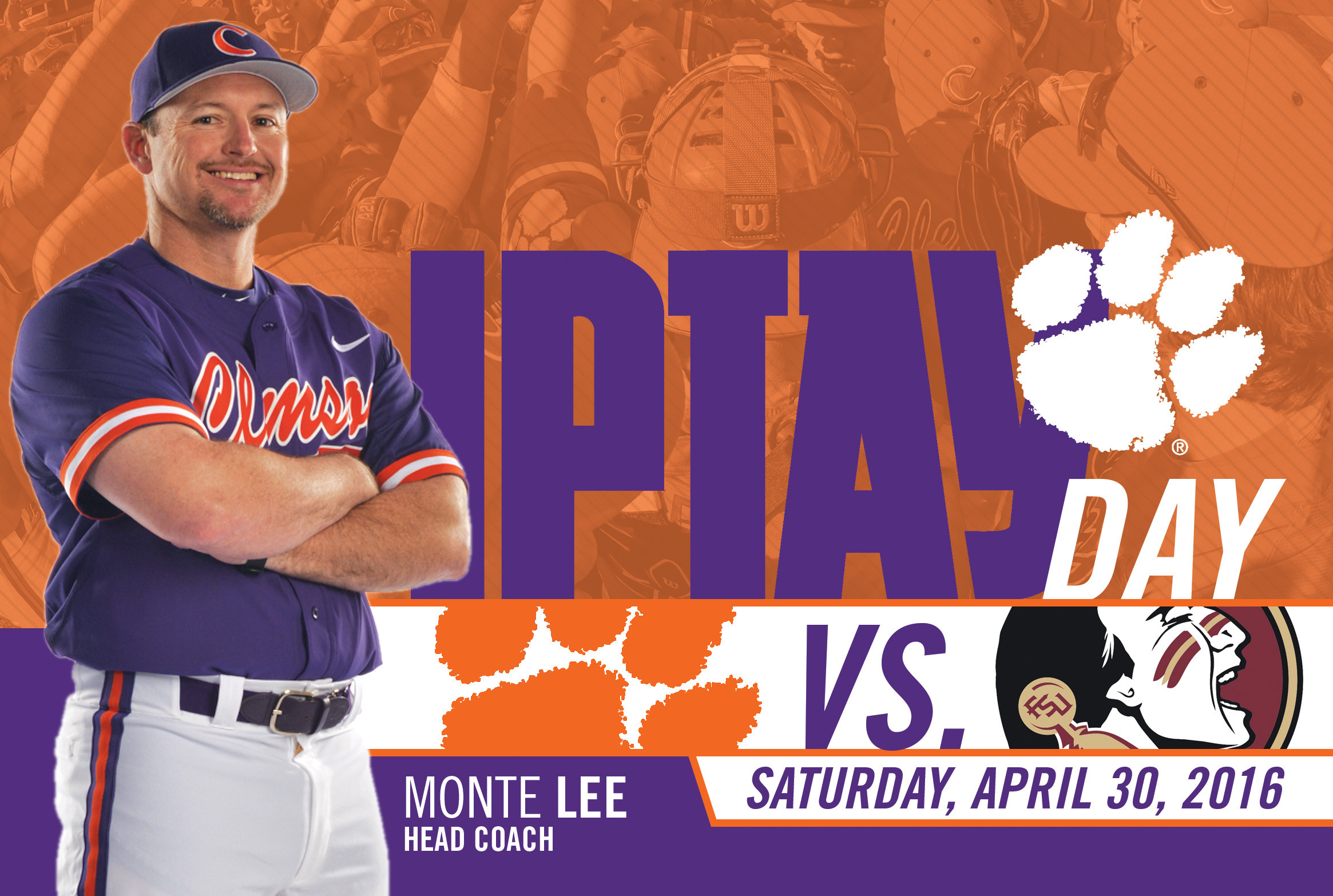 IPTAY Day at Clemson Baseball set for this Saturday!