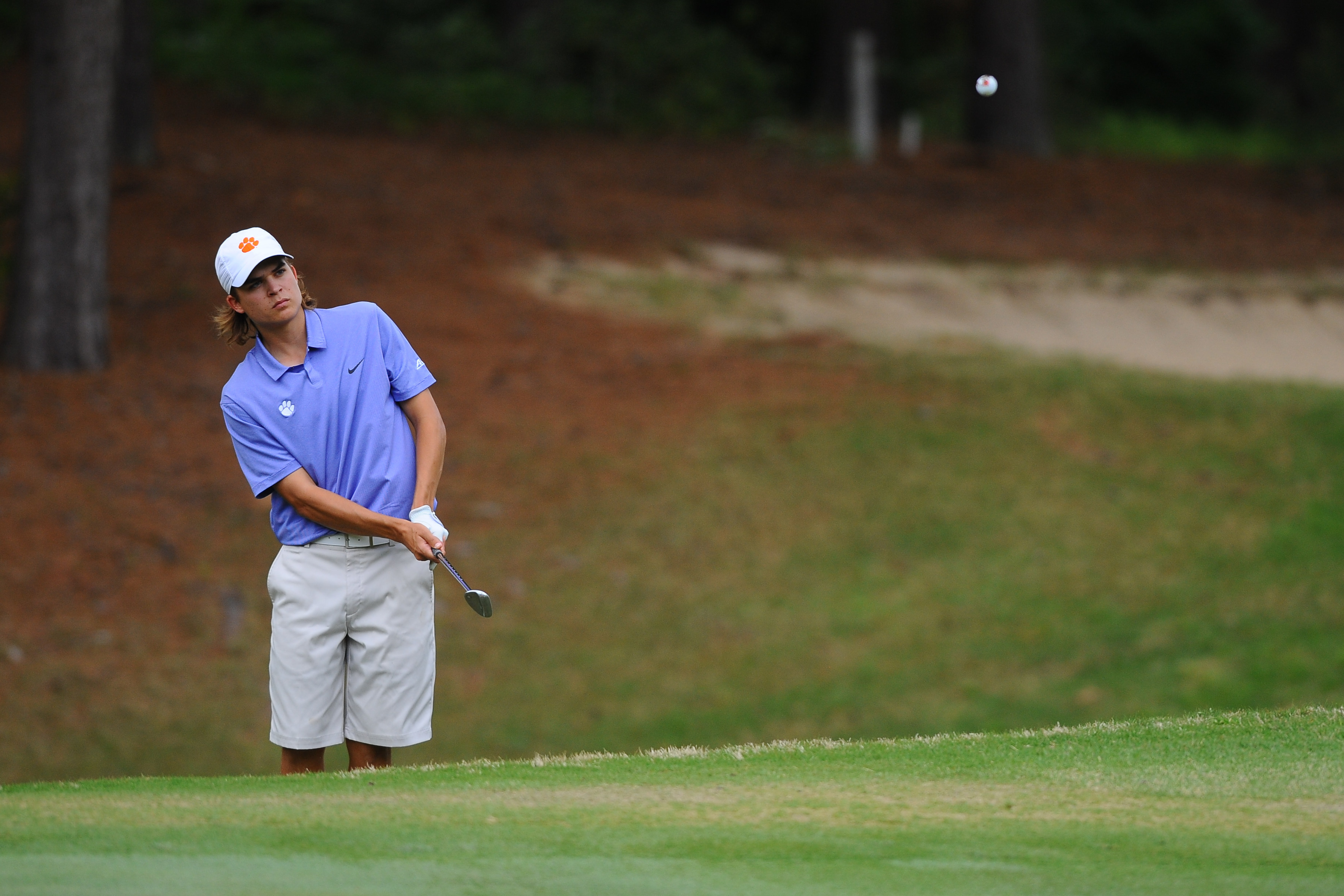 Clemson Tied for 10th at Nike Golf Intercollegiate