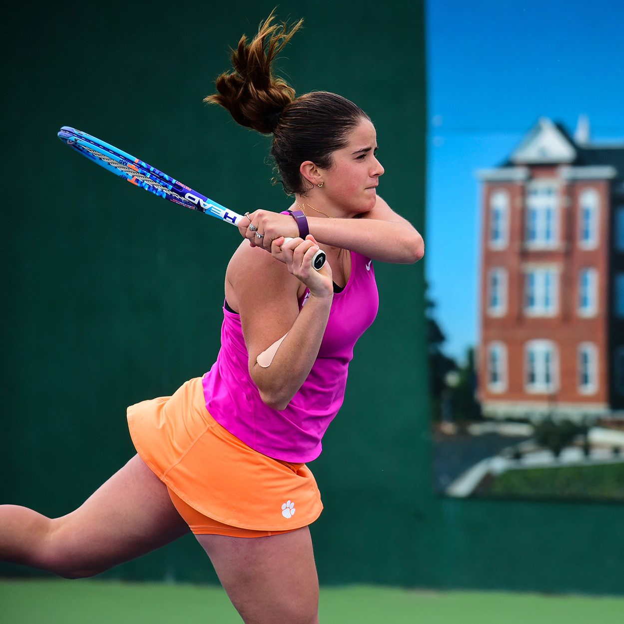 Tigers Fall to Notre Dame in ACC Championships Second Round