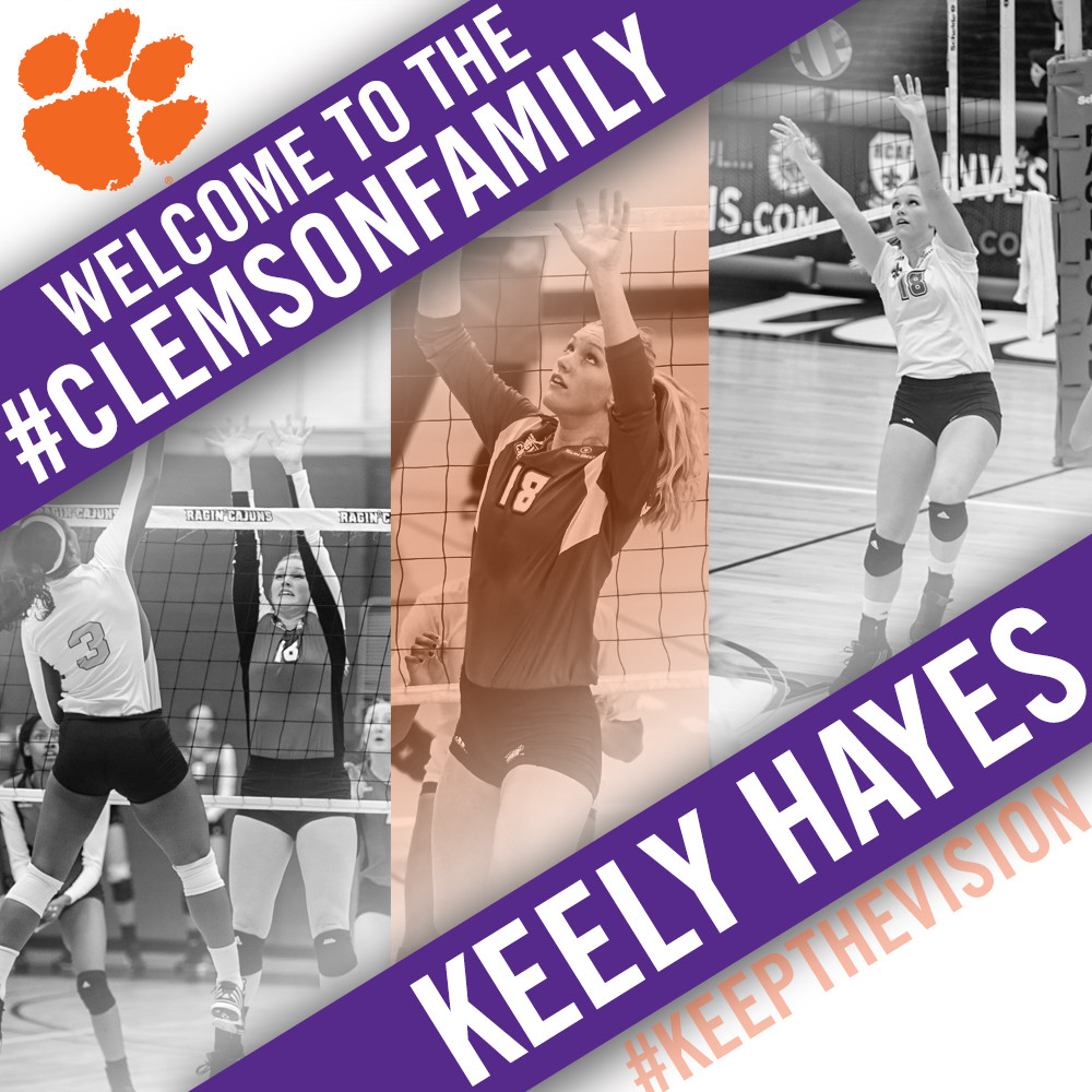 Keely Hayes Transfers To Clemson