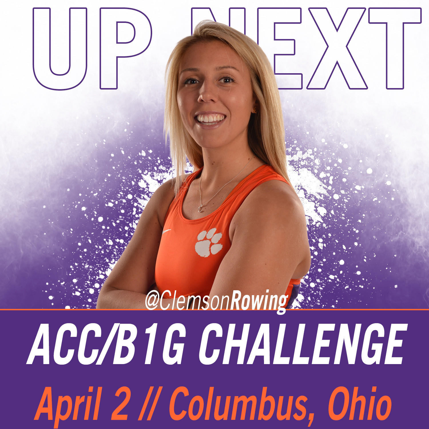 Tigers Face Tough Test at ACC/B1G Challenge