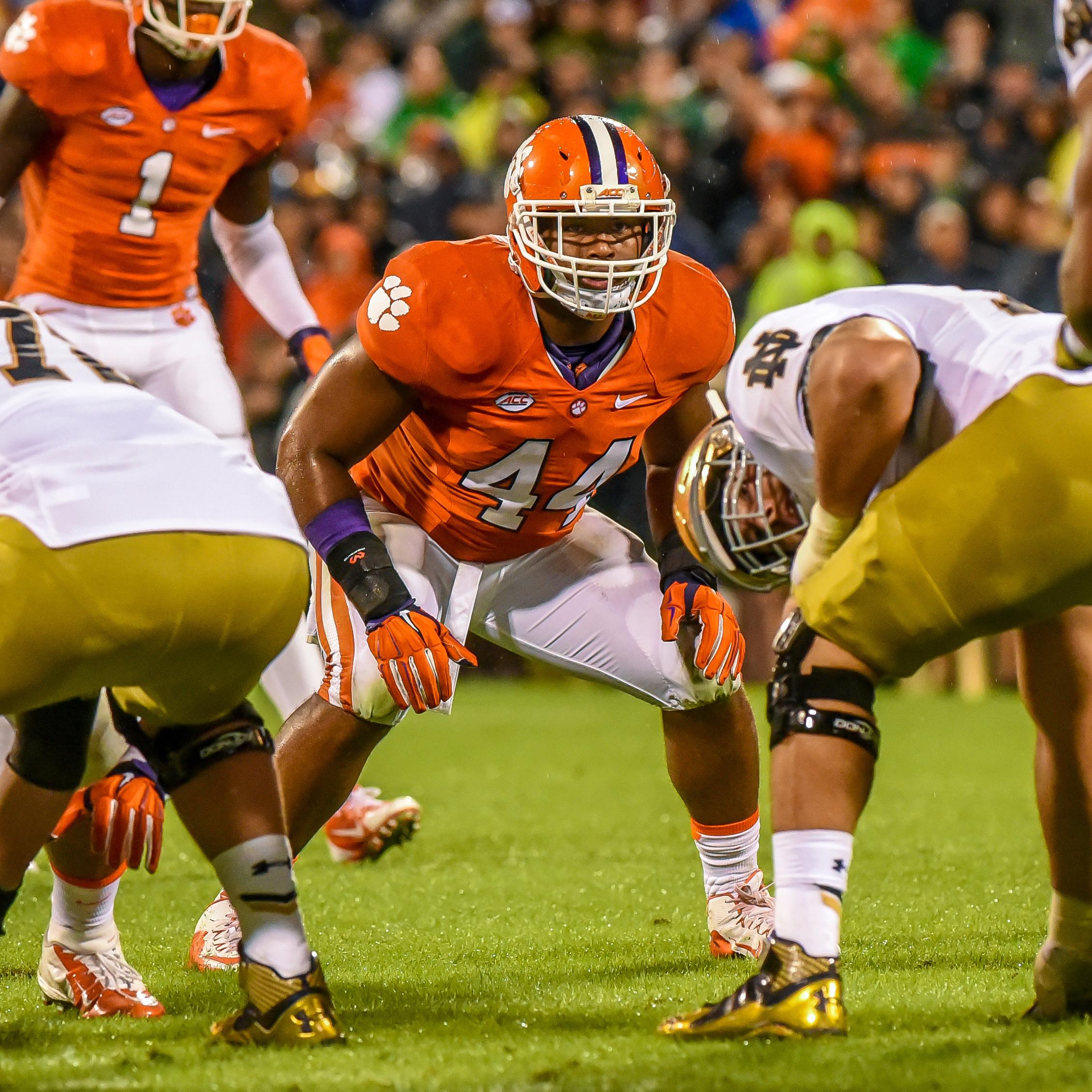 Draft Watch: B.J. Goodson