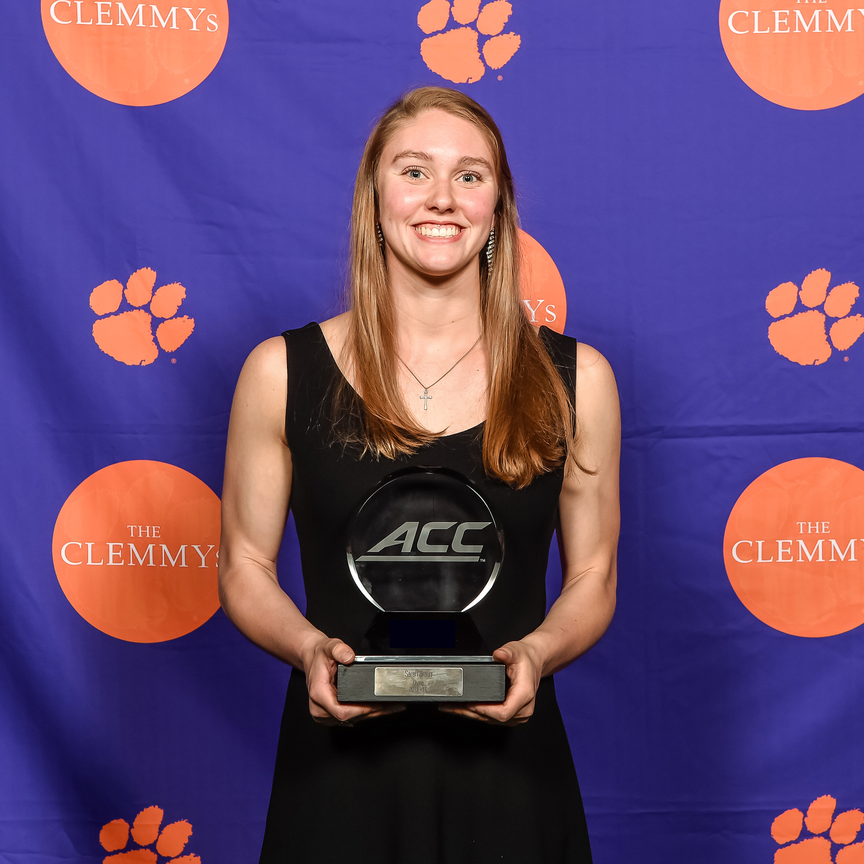 Braun Named to 2015-16 All-ACC Academic Team