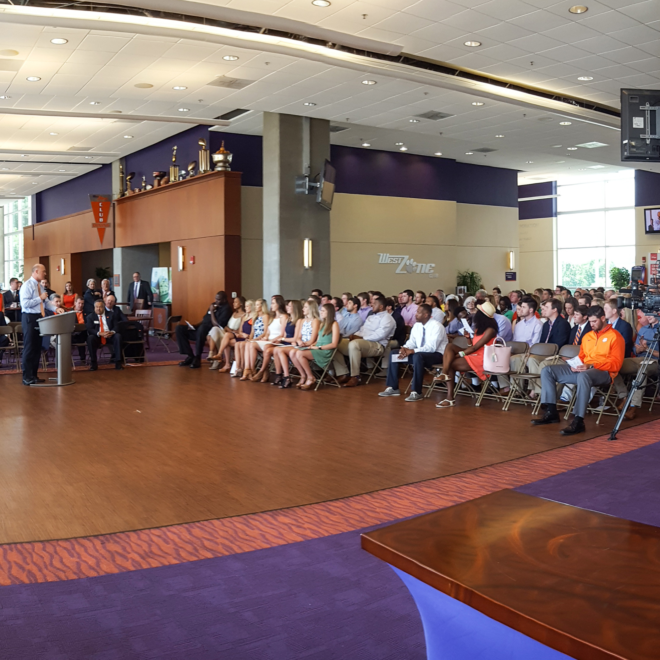 56 Student-Athletes Among Class of 2016