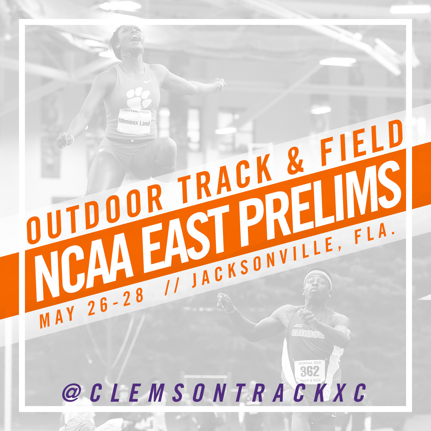 Tigers Prep for NCAA East Prelims