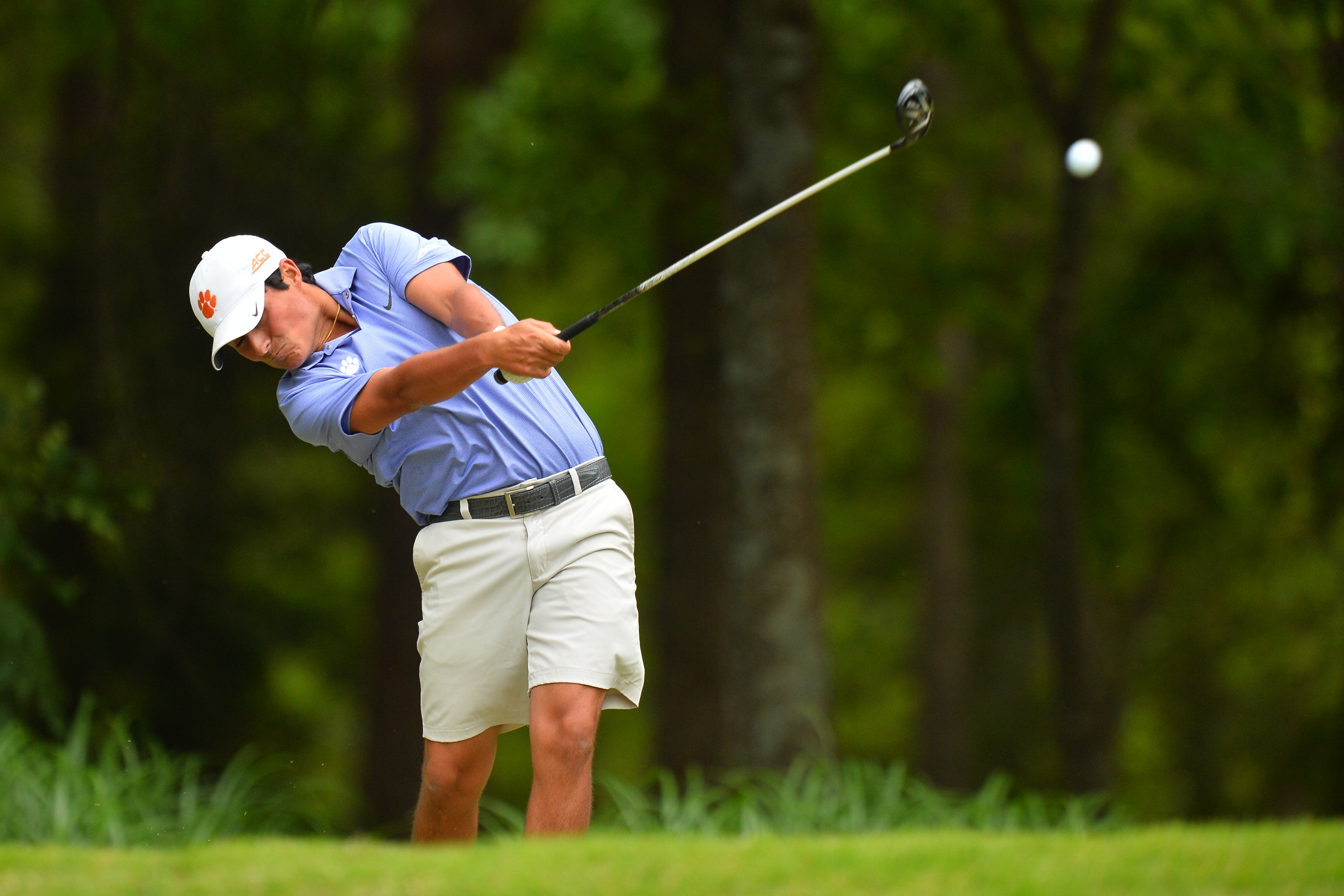 Clemson Falls to 13th at Golf Club of Georgia Collegiate