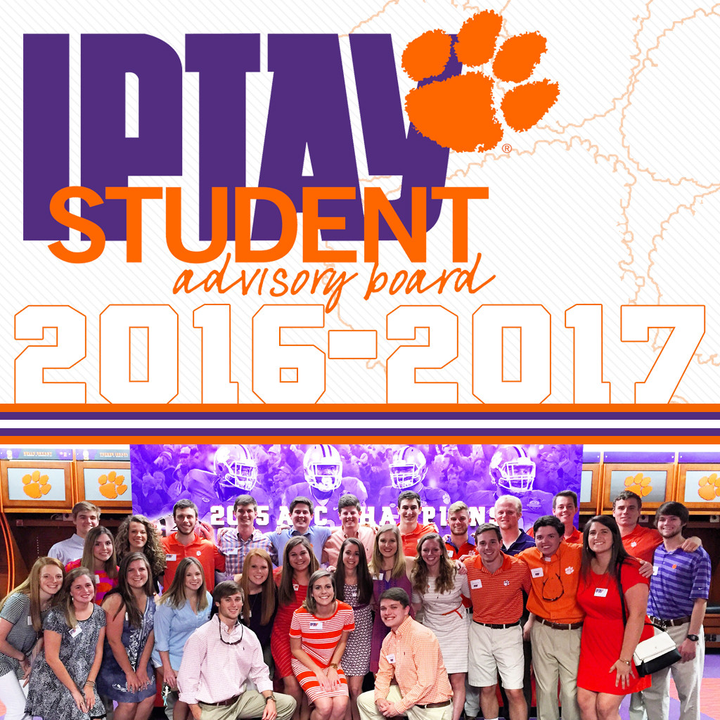 IPTAY Student Advisory Board Elects New Executive Board; Welcomes New Members for 2016-2017