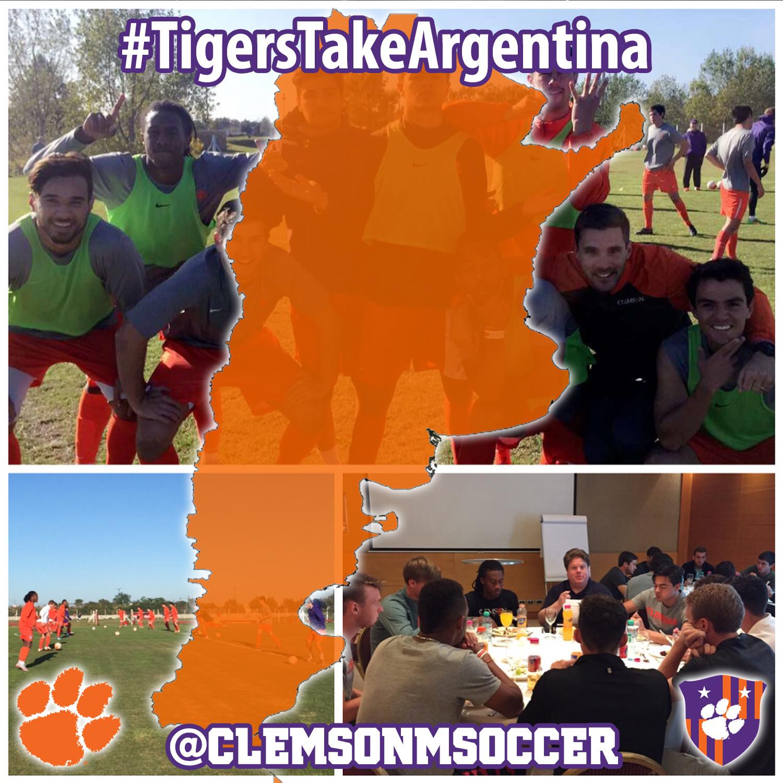 16 May 2016, #TigersTakeArgentina