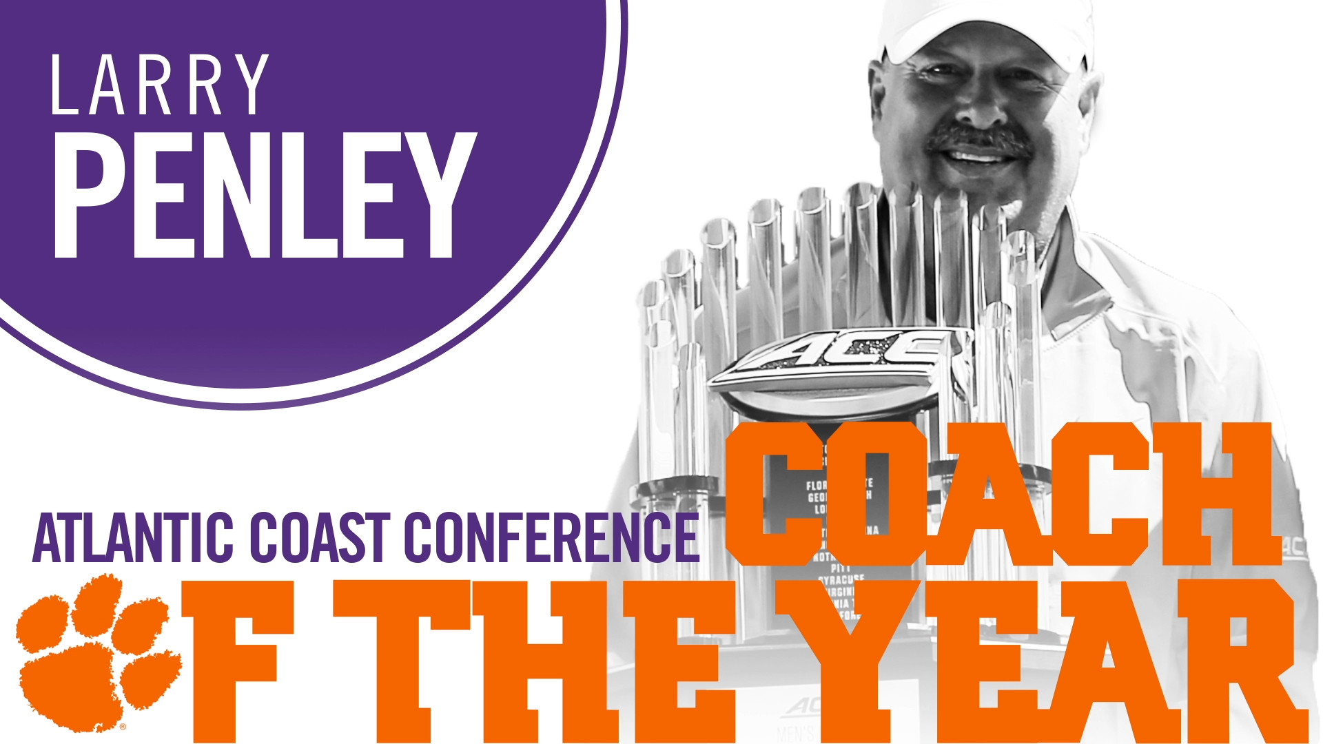Penley Named ACC Coach of the Year