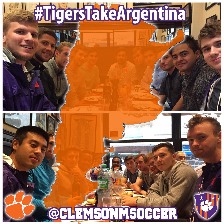 15 May 2016, #TigersTakeArgentina