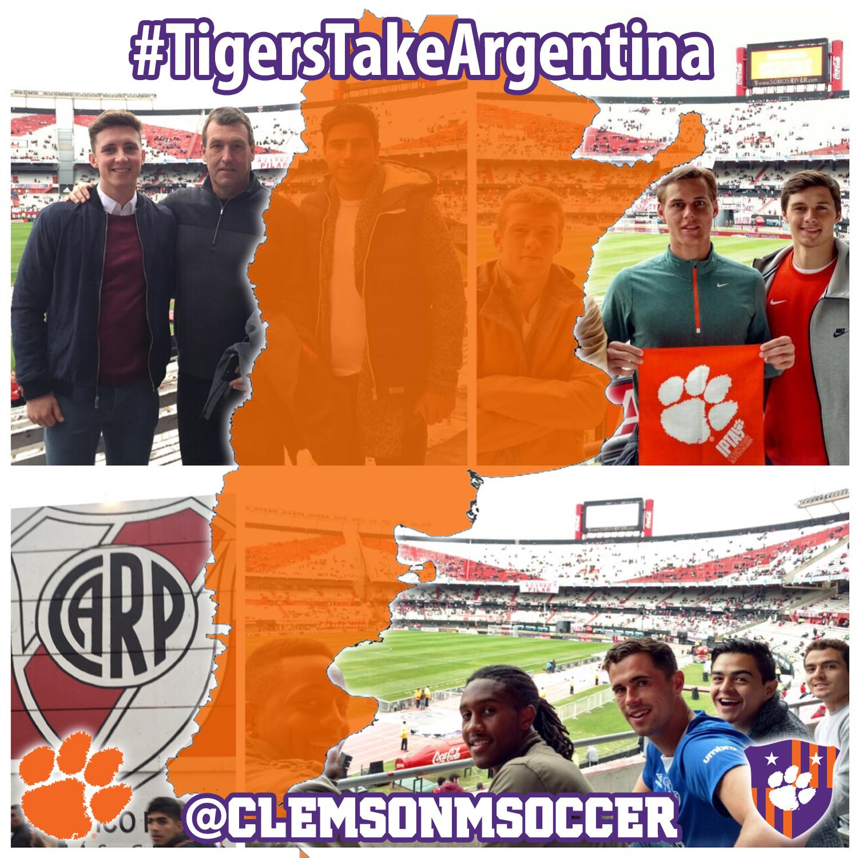 14 May 2016, #TigersTakeArgentina