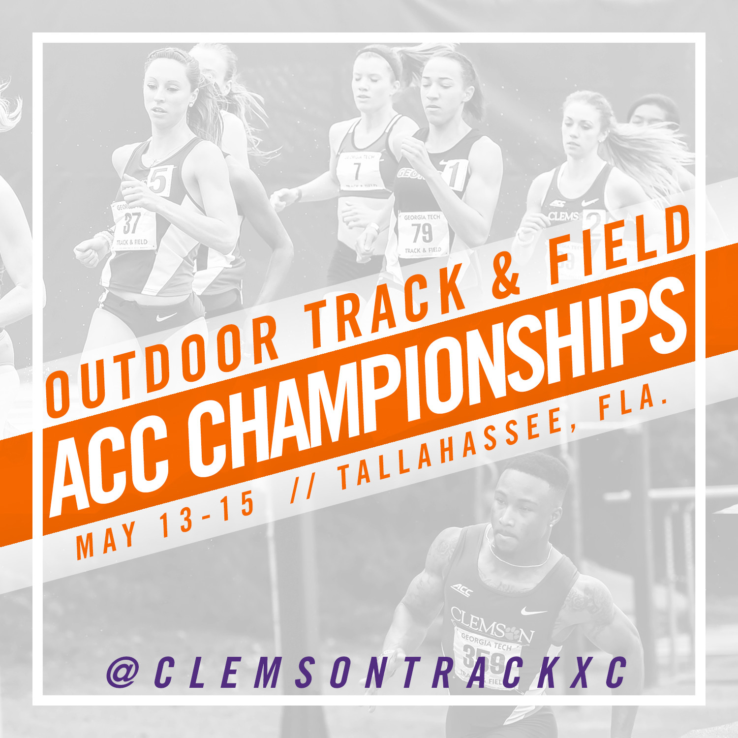 Clemson Takes On ACC Championships