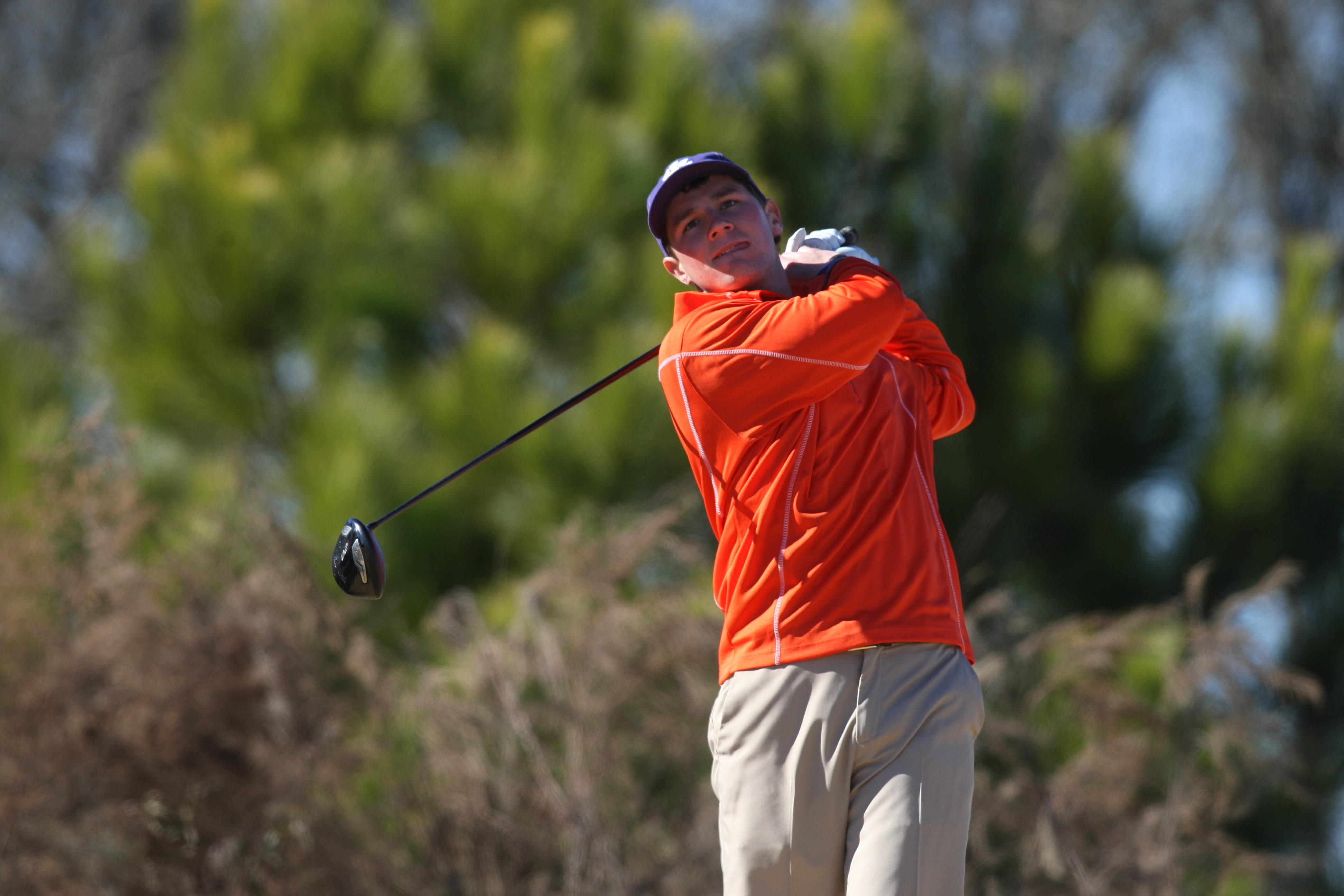 Three Tigers in Contention to Make Cut at US Amateur