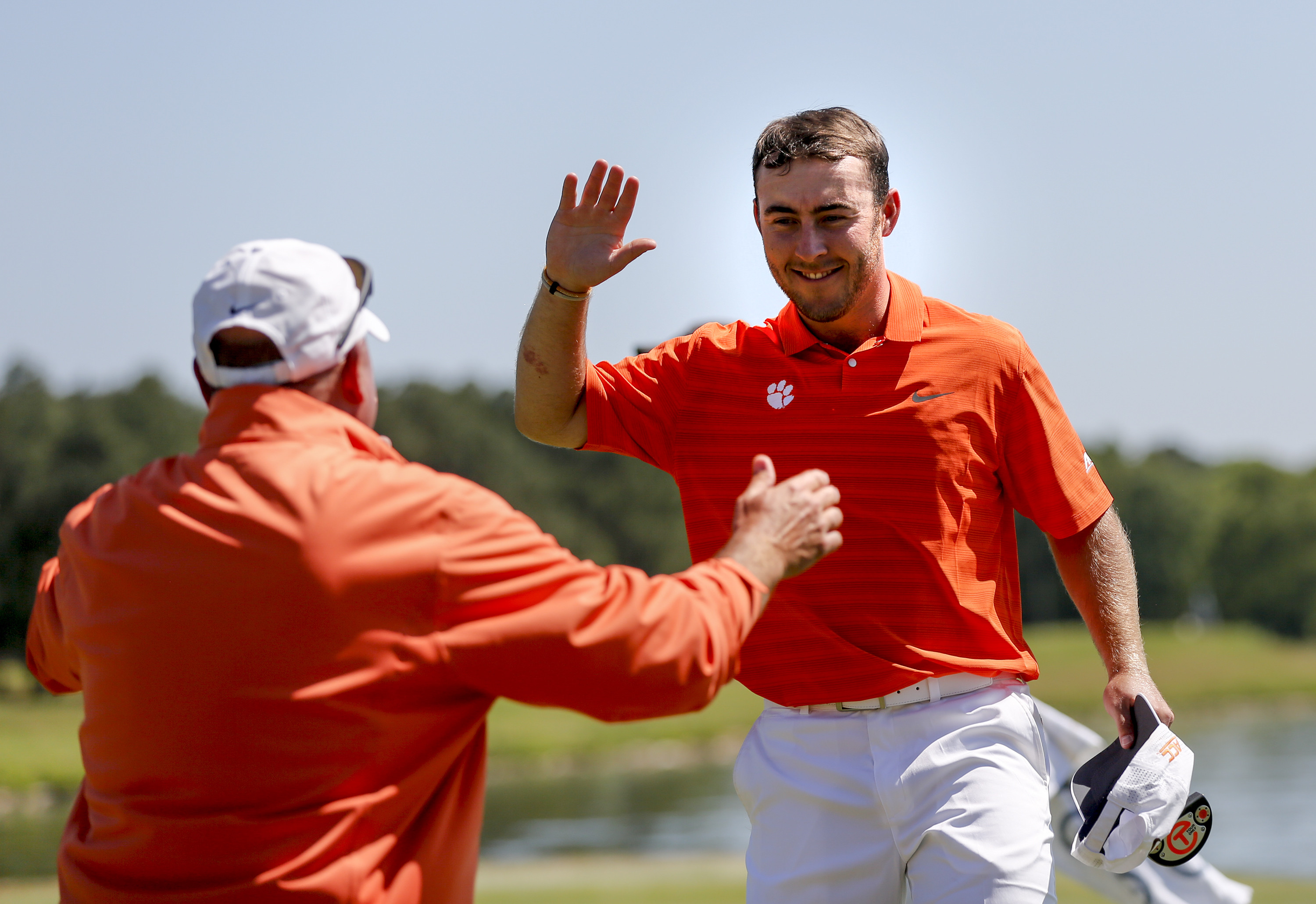 Clemson Improves to No. 14 in Latest Golf Coaches Poll