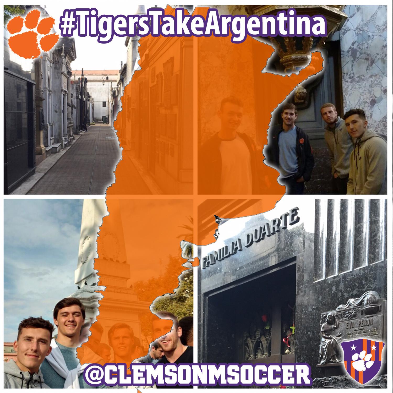 12 May 2016, #TigersTakeArgentina