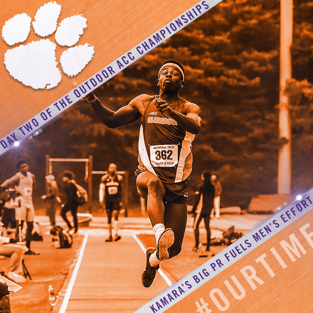 Clemson Capitalizes In Jumps At ACC Championships