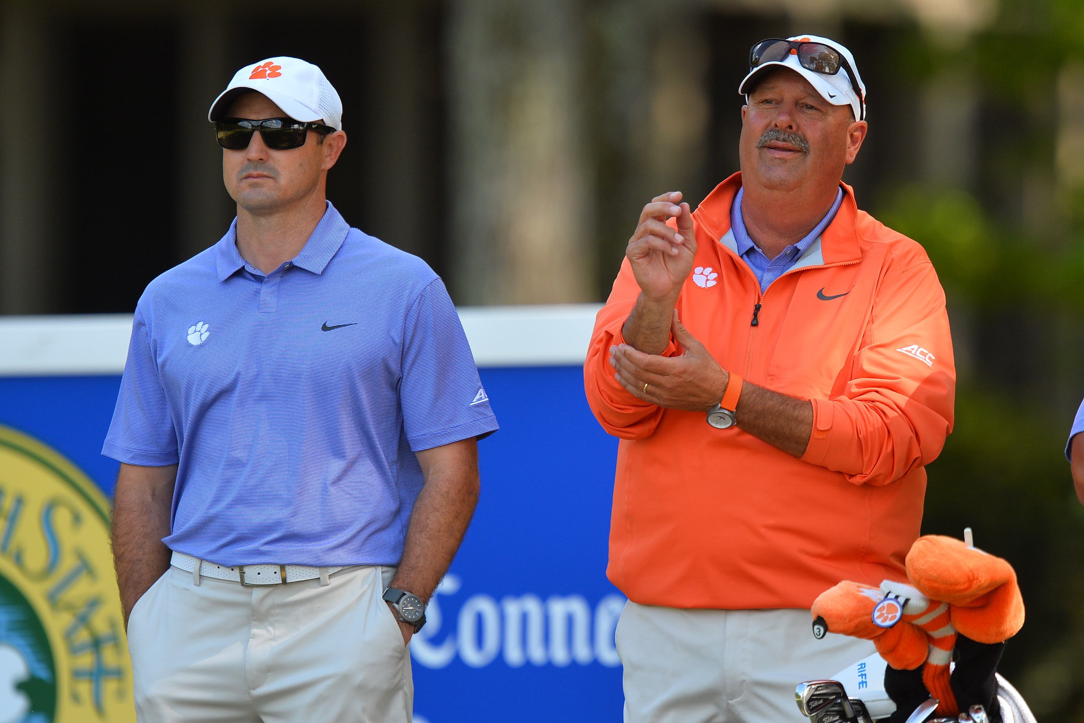 Kappa Alpha Makes Donation to Golf