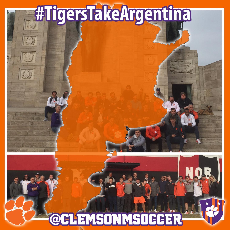 20 May 2016, #TigersTakeArgentina