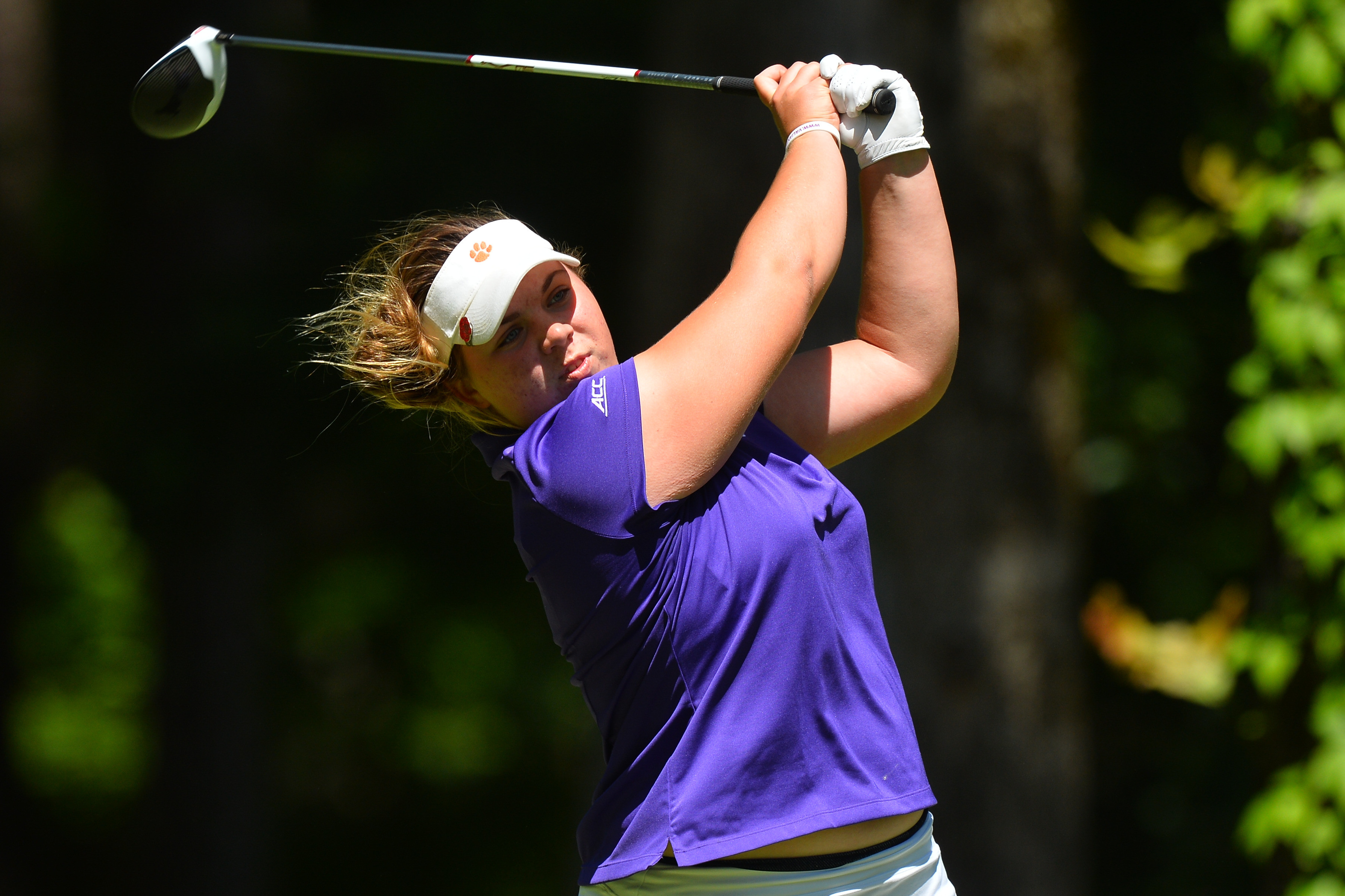 Three Clemson Women's Golfers Named Academic All-ACC