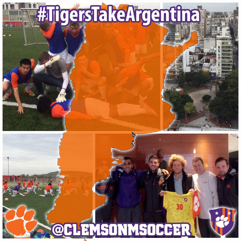18 May 2016, #TigersTakeArgentina