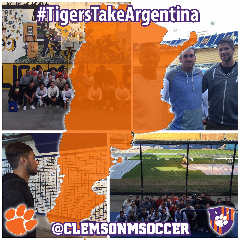 13 May 2016, #TigersTakeArgentina