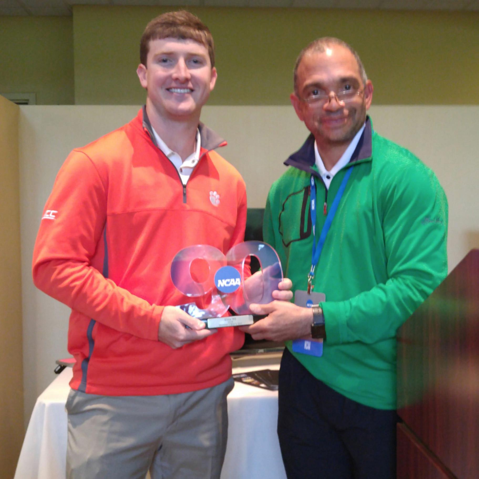 Behr wins Elite 90 Award