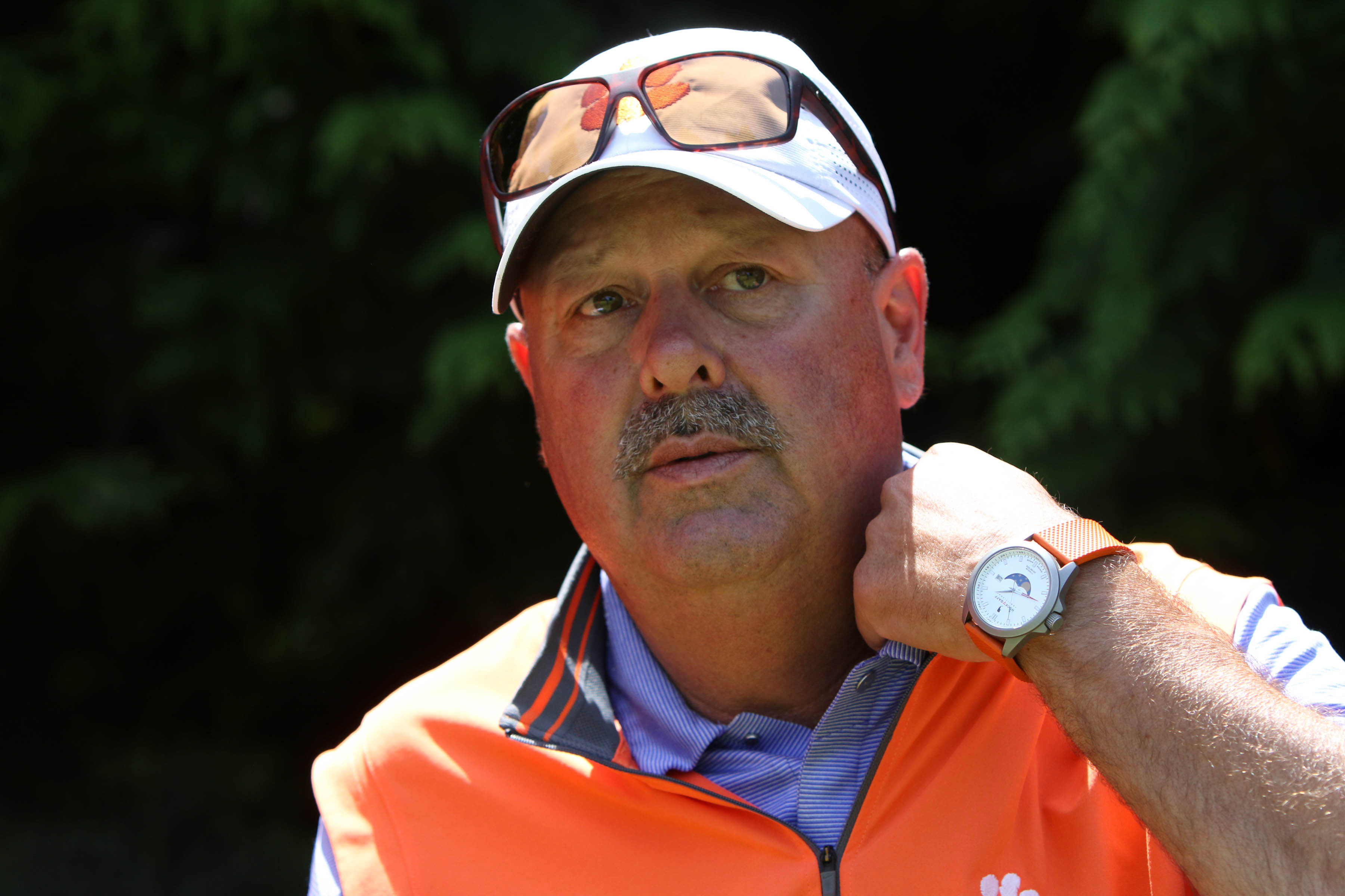 Clemson Men Head to Colonial Country Club