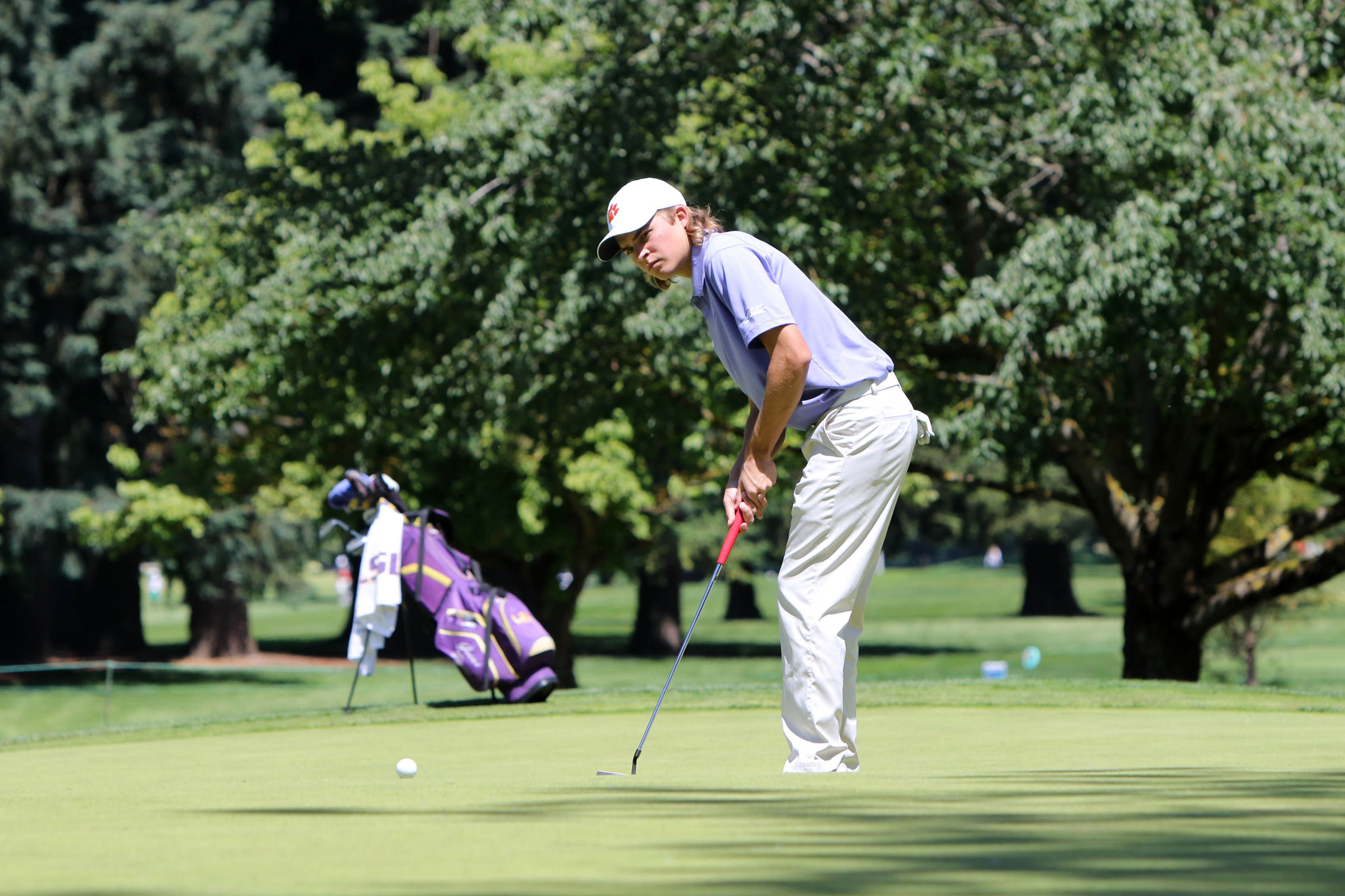 Clemson Sixth after First Round of Golf Club of Georgia Collegiate