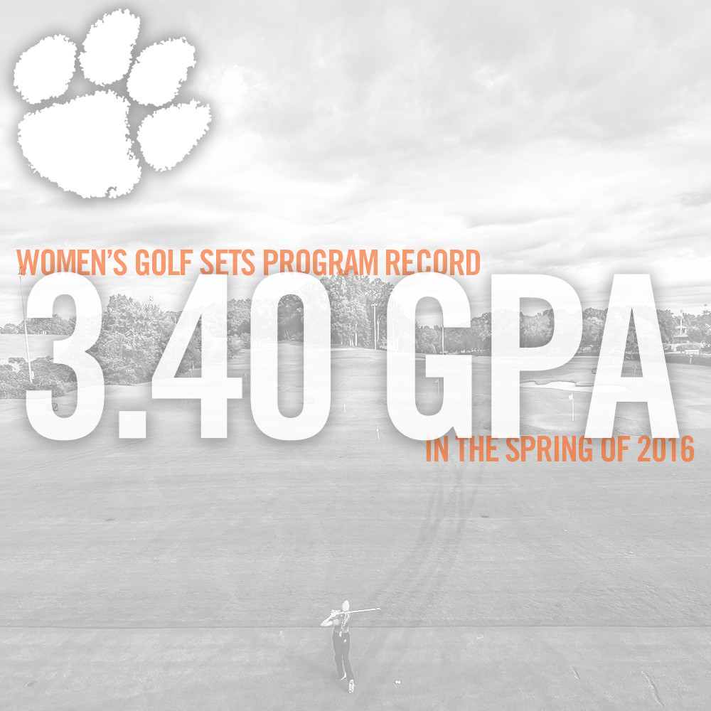 Women?s Golf Continues To Thrive In The Classroom
